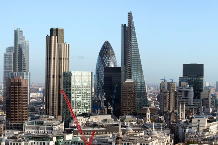 The Cheesegrater Building